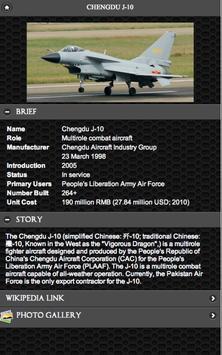 J-10 Chinese Fighter FREE apk screenshot