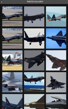 ✈ J-31 Chinese Stealth Fighter apk screenshot