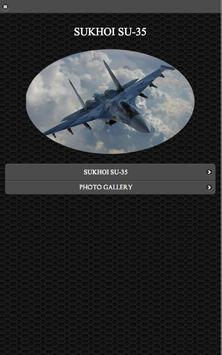✈ Su-35 Stealth Fighter FREE poster