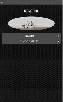 MQ-9 Reaper UCAV FREE poster