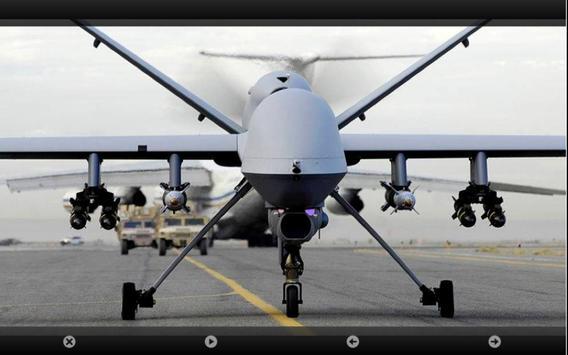 MQ-9 Reaper UCAV FREE apk screenshot