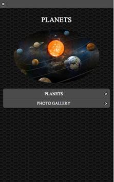 Planets FREE apk screenshot