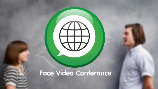 Face Video Conference apk screenshot