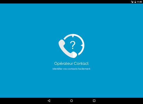 number book Contacts apk screenshot