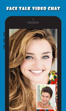 Face Talk Video Chat Advice apk screenshot