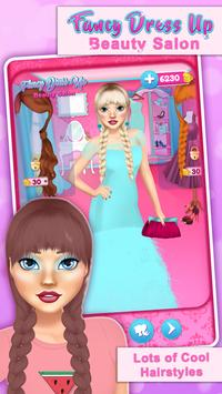 Fancy Dress Up Beauty Salon apk screenshot