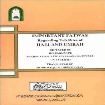 Fatwa regarding Hajj and Umra apk screenshot