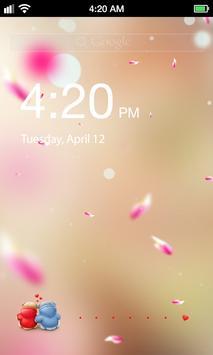 Sweet Lock Screen apk screenshot