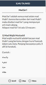 Ilmu Tajwid Al Qur'an apk screenshot