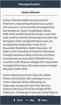 Kisah Keluarga Nabi SAW apk screenshot