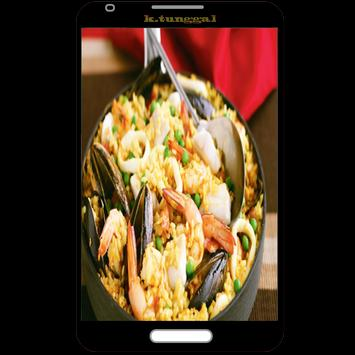 Fish Seafood Recipes apk screenshot