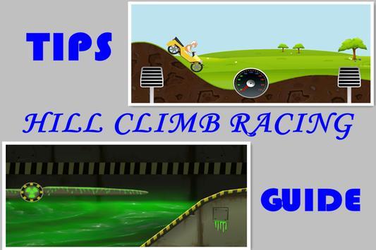 Tips Guide Hill Climb Racing apk screenshot