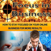 Focus In Business icon