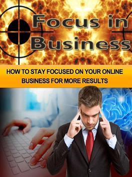 Focus In Business apk screenshot