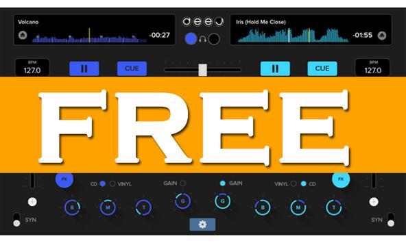 Free DJ Streaming Advice poster