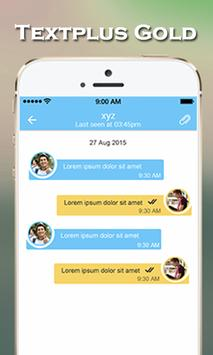 Free Textplus Gold Guide poster
