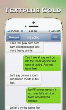 Free Textplus Gold Guide apk screenshot