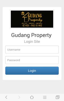Gudang Property apk screenshot
