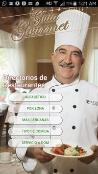 La Guía Gourmet poster