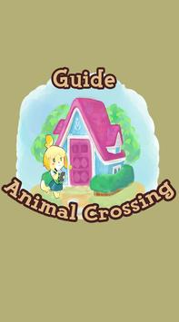 Guide For Animal Crossing NL poster