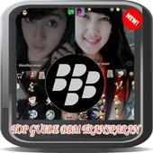Top Guide BBM Transparan icon
