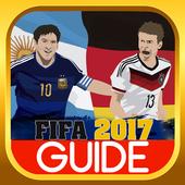 Guide for FIFA 2017 icon
