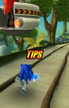Tips : Sonic Dash Boom 2 apk screenshot