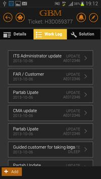 GBM Mobile Application apk screenshot