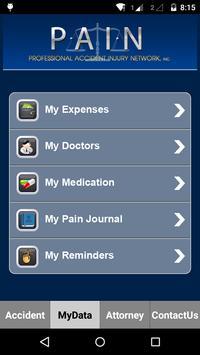 Accident App by Gerald Marcus apk screenshot
