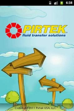 Pirtek USA Customer GPS poster