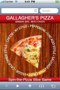 Gallagher's Pizza Green Bay apk screenshot
