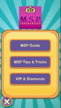 Tips & Tricks For MSP poster
