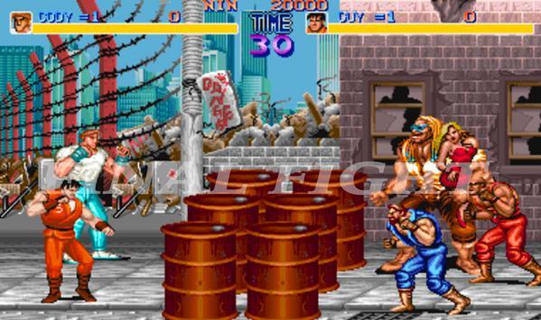 Guía For Final Fight 2016 apk screenshot