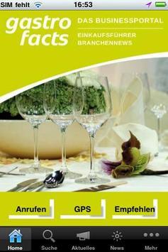 GastroFacts poster
