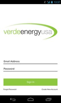Verde Energy USA apk screenshot