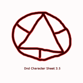 Dnd Character 3p5 icon