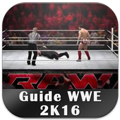 Guide For WWE 2k16 icon