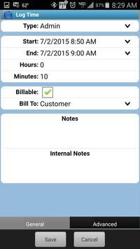 GoServicePro apk screenshot