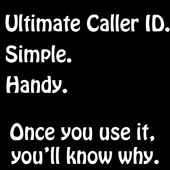 Ultimate CallerID (Trial) icon