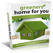 Greener Homes For You icon
