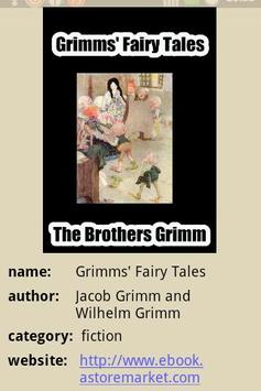 Grimm's Fairy Tales poster