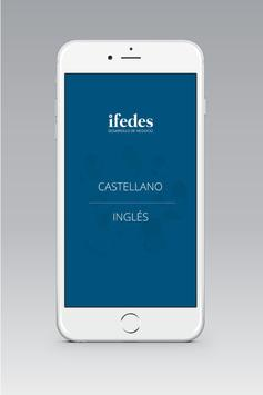 Ifedes App poster