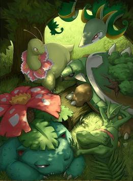 HD Pokemon Go Fantasy poster