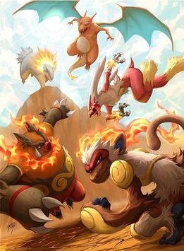 HD Pokemon Go Fantasy apk screenshot