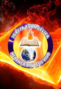 Igreja Herança do Deus Vivo poster