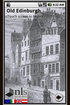 HGuide: Old Edinburgh poster