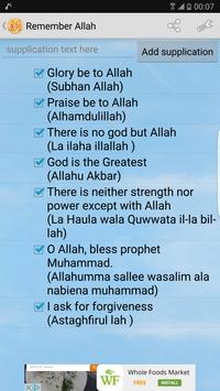 Remember Allah -Auto reminders apk screenshot