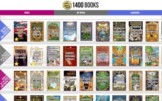 1400 Books apk screenshot