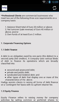 Hadigy Finance apk screenshot