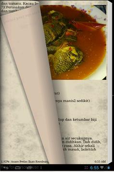 101 Resepi Masakan Melayu apk screenshot